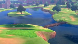 Neuer Trailer Naturzone Pokémon Schild Schwert