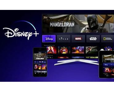 Disney plus startet am 24. März in Deutschland