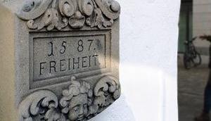 Gallen Stein Freiheit