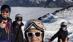 Skifahren Stoos Erlebnis ganze Familie