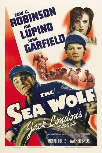 The Sea Wolf (dt.: Der Seewolf, USA 1941)
