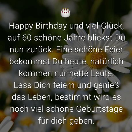 Spruche Zum 60 Geburtstag Lustig Spruche Zum 60 Geburtstag Dÿ