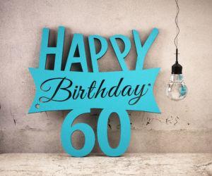 Spiele Zum 60. Geburtstag Mutter