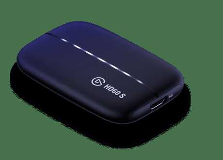 Elgato Game Capture Card HD60 S im Test