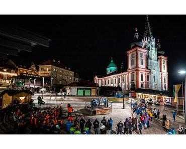 Mariazell – Offizielle Eröffnung der Junioren-WM im Naturbahnrodeln