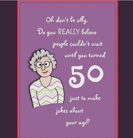 Sprüche zum 50
