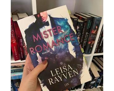 Hallo, Mister Romance! Wann kommst du vorbei? #rezension