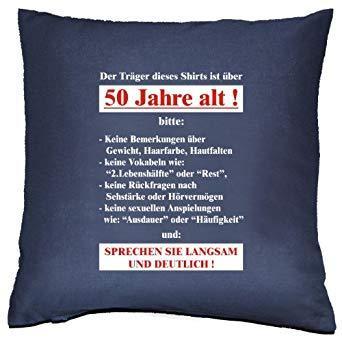 50 Geburtstag Frau Lustig