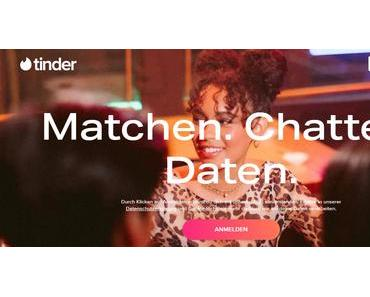 Dating-Plattform Tinder im Visier der Datenschützer