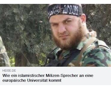 Skandal: €U importiert und fördert einen Terror-Funktionär - Sicherheitsdienste versagen auf ganzer Linie