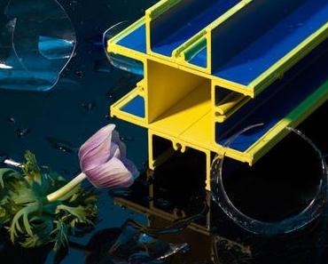 Farbenfrohe Upcycling Vasen von BD Barcelona