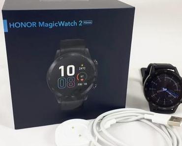 Honor MagicWatch 2 Test – wie magisch ist die neue Smartwatch?