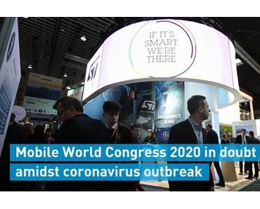 Absagen zum Mobile World Congress in Barcelona