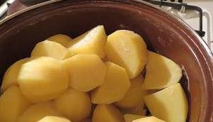 Kartoffeln Neunfingersystem
