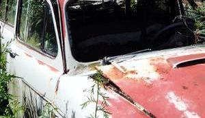 Lost Places: Autofriedhof Schweden