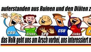 Volksverblödung durch Altparteien geht Thüringen nächsten Akt…