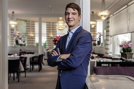 Best Sommelier Award 2020: Marc Almert