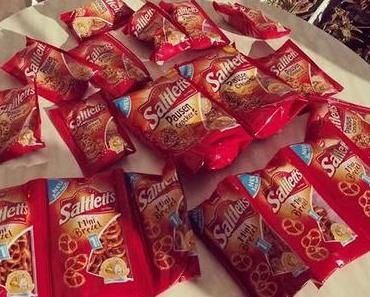 [Werbung] Saltletts Pausen Cracker