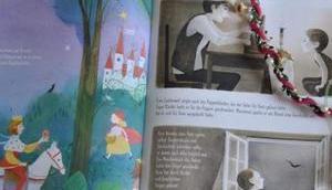 Bilderbuch über Hans Christian Andersen Reise seines Lebens