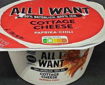 Danone - All I Want Cottage Cheese Paprika-Chili