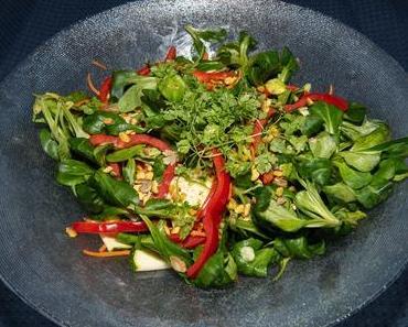 Gemischter Feldsalat (vegan)