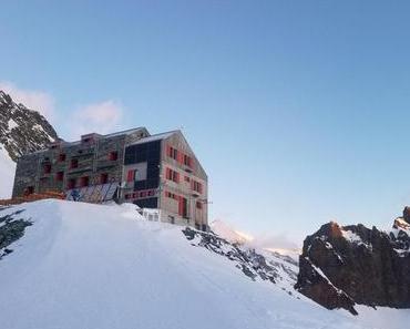 Schweiz: Skitouren rund um die Britannia Hütte