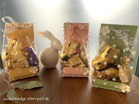 "Stamp A(r)ttack Blog Hop zum Thema ""Hoppy Easter"""