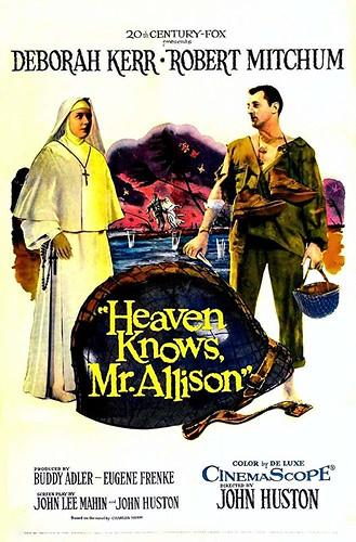 Heaven Knows, Mr. Allison (dt.: Der Seemann und die Nonne, USA 1957)