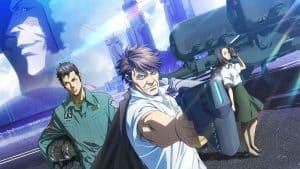 """Psycho-Pass: Sinners of the System"" bald auf Disc"