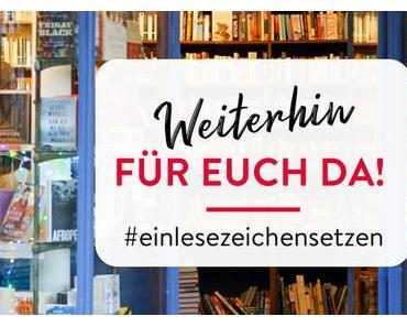 Ein Lesezeichen setzen - für die lokale Buchhandlung: Hannover, Stadtweg-Buchhandlung Ricklingen