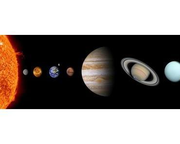 Ein Planet geht den Bach runter…