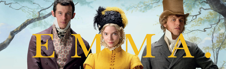 FILM- UND SERIENGEDANKENEmma | Little Women | His Dark Materials& Dracula