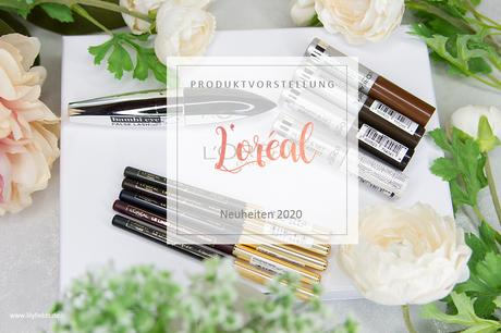 L'Oreal Neuheiten - Bambi Extra Black, Le Liner Signature & Brow Artist Plump and Set