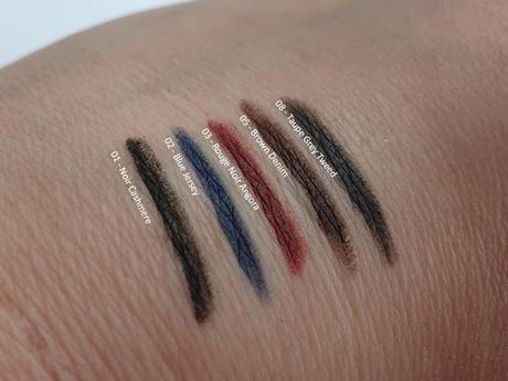 Le Liner Signature Swatches