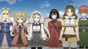"""Anime lizenziert """"The Magnificent Kotobuki"""""""