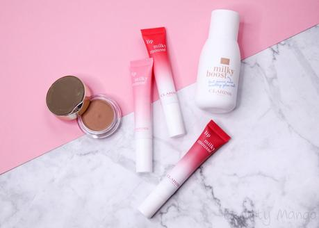 Clarins Milk Shake Collection