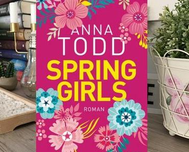 |Kritik| Anna Todd - Spring Girls
