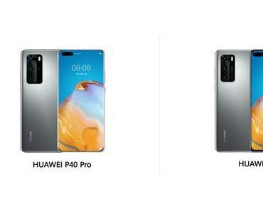 Huawei P40 – High End ohne Google