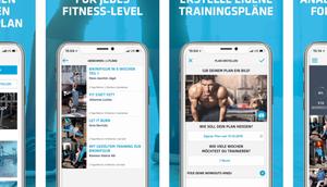 Fitness Apps: besten Apps kostenlose Workout-Übungen Zuhause