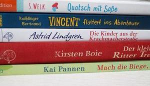 Unsere Lieblingsbücher Kinder Jahren Kinderbuchwoche