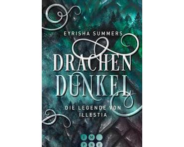 [Rezension] Drachendunkel - Die Legende von Illestia