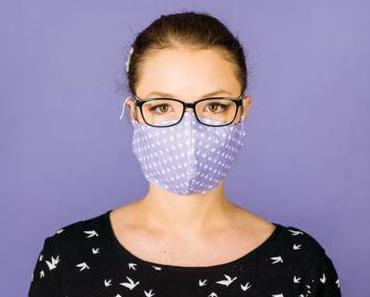 """Genähte Maske und Corona: Wie verwendet und reinigt man die """"Community Maske""""?"""