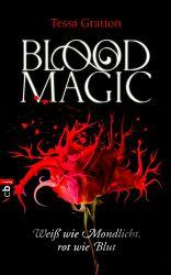 Book in the post box: Blood Magic