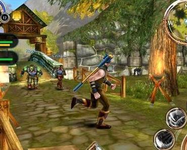 """Update: weitere Features für MMORPG """"Order & Chaos Online"""" - Update kommt im Juni"""