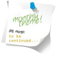 [BUCHTHEMA] monthly theme! - Juni 2011 - to be continued