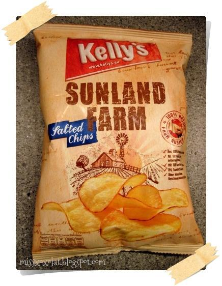 [TEST] Kelly's Sunland Farm Salted Chips