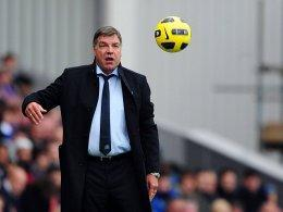 And the manager goes to … Sam Allardyce