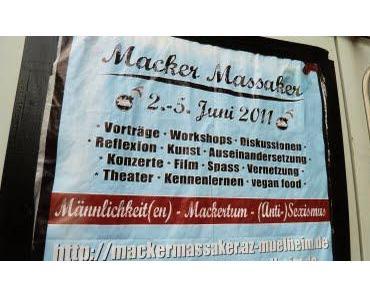 FrauInnen heraus zum Macker-Massaker!