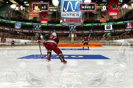 Heute erschienen: Icebreaker Hockey, Backbreaker 2 HD, Battlefield: Bad Company 2 for iPad, X-Men, Feed Me Oil u.a.