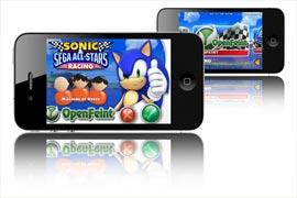 Sonic & Sega All-Stars Racing: Social-Gaming-Features mit OpenFeint